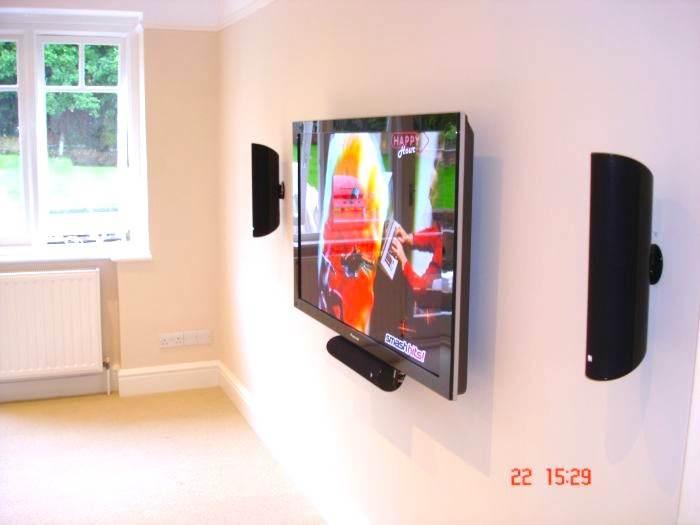 PIONEER 508XD PLASMA HDTV INSTALLATION LOUGHTON