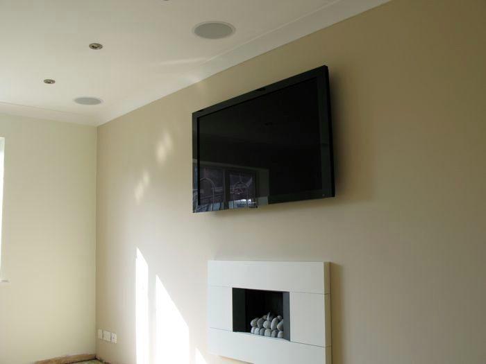 Pioneer KRP 500A Plasma HDTV Installation